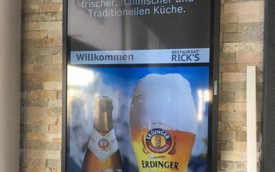 New Installation in Switzerland